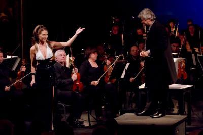 koncert - Filmové a muzikálové melodie leden 2016