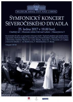 Symfonický koncert SD Muzeum Ústí