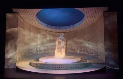 Scéna - Tristan und Isolda